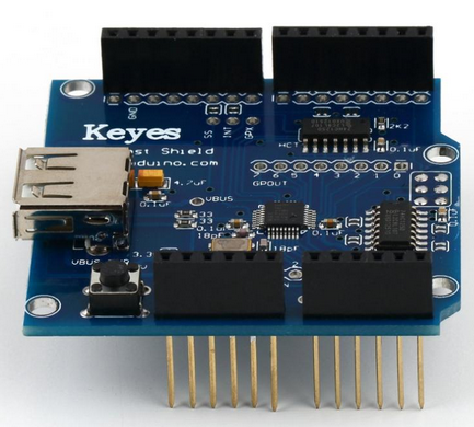SDK arduino shield